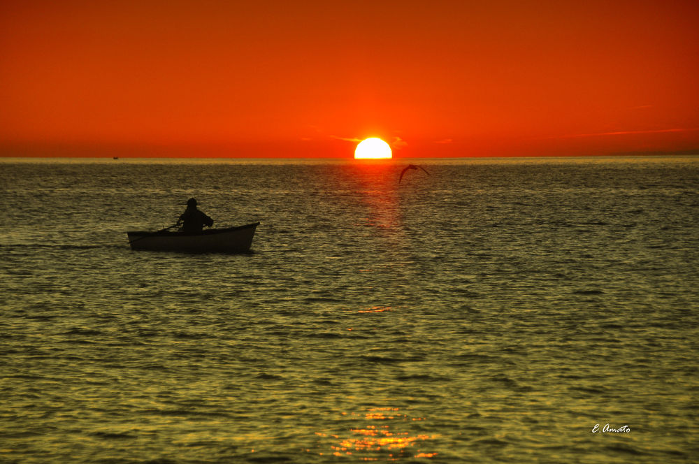 tramonto-sorese by sunrisesunset