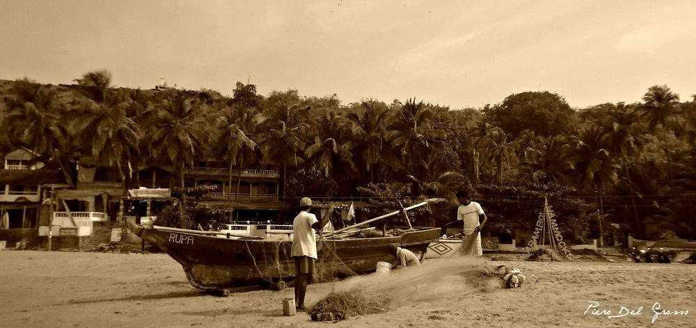Arambol - Goa - India by Piero Del Grosso