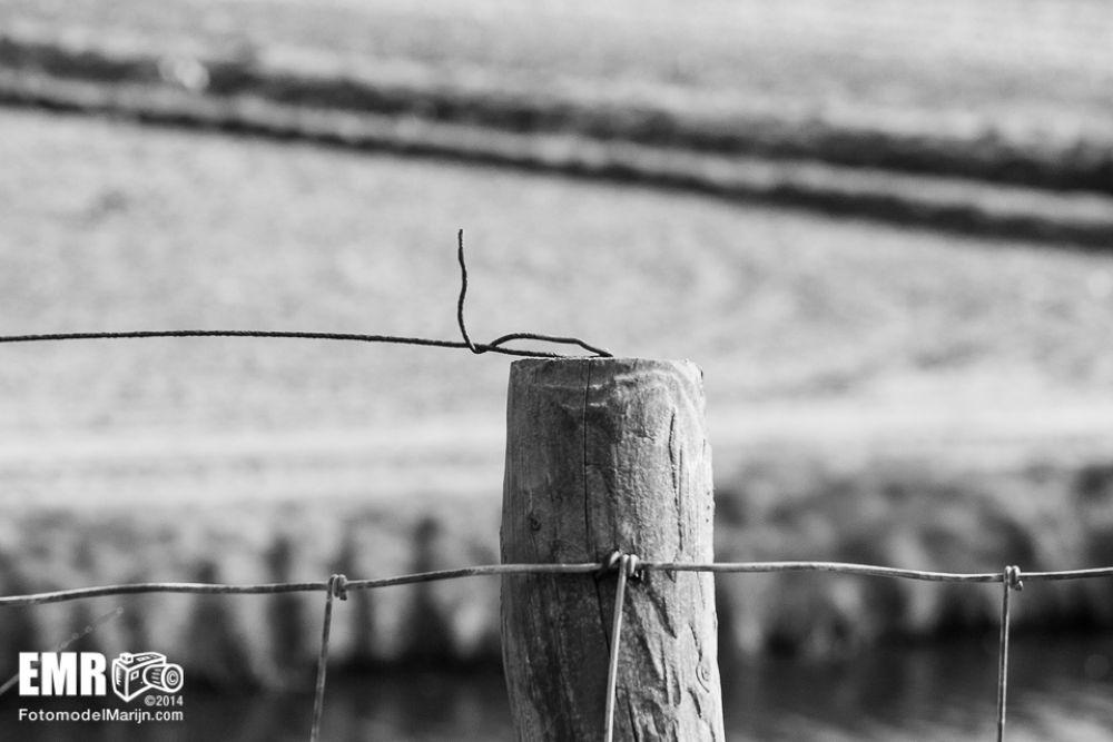 Zwart wit is tijdloos (Black White is timeless) © EMR  by EMR Photography & Fotomodel Marijn