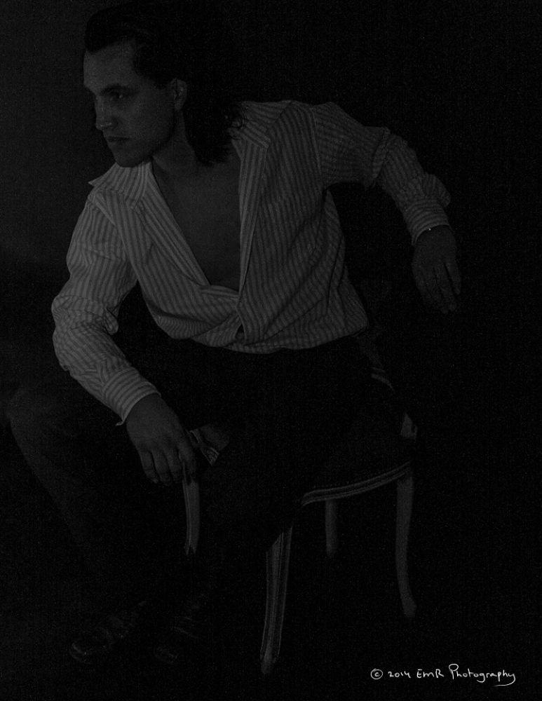 Dit ben ik en dit blijf ik (soms) by EMR Photography & Fotomodel Marijn