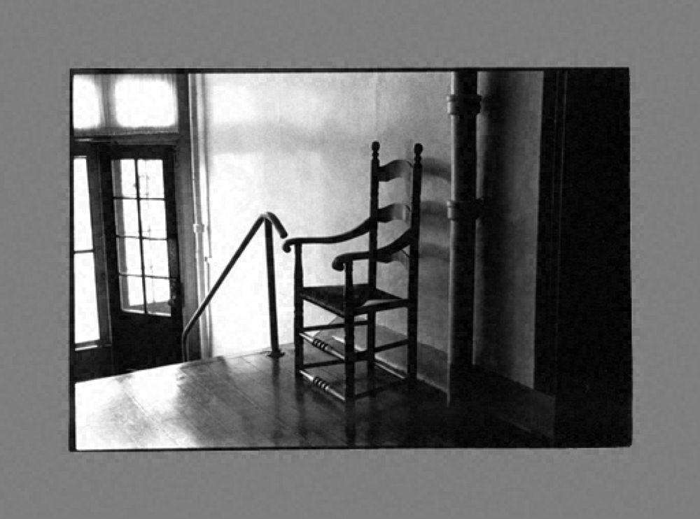 Chair by Carolyn Marino