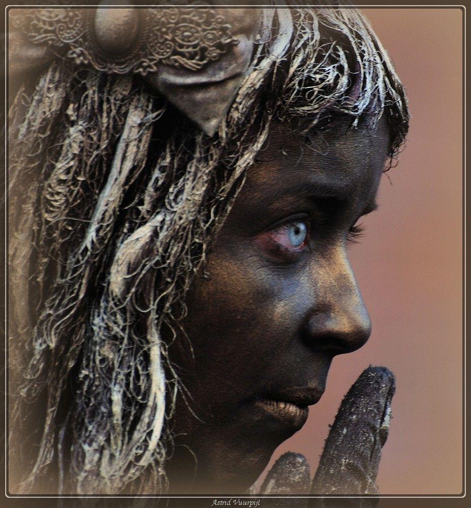 Photo in Random #world living statue #arnhem