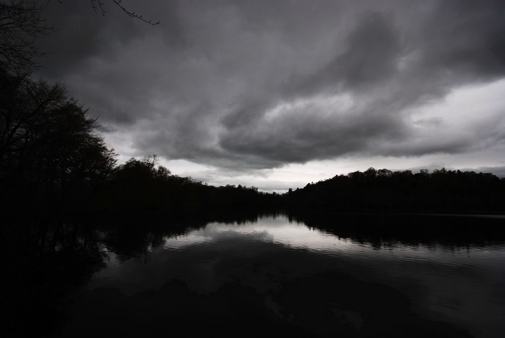 Moody Mere by Phil Bulkeley
