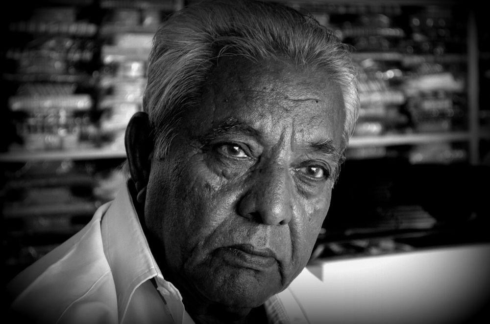 Old Man by Saravanan Veeru