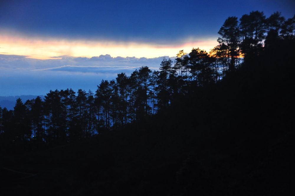 Kala senja di Candi Gedong songo by REOG BIYAN
