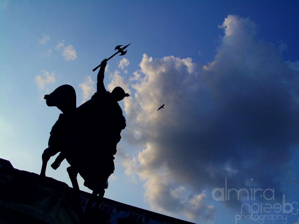 Michael the Brave by alexandrachicos