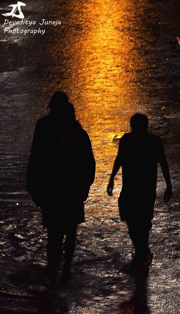 A Rainy Walk ! by Devaditya Juneja
