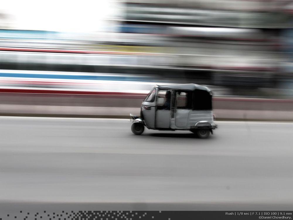 Rush by Daniel Chowdhury