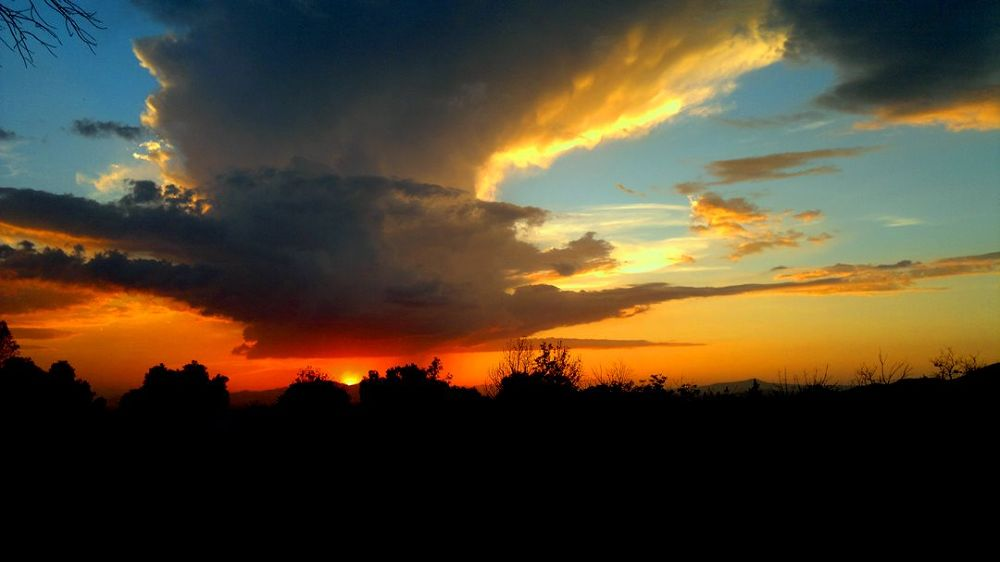 Atardecer by forescout