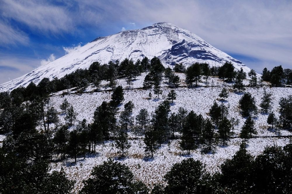 Popocatepetl by forescout