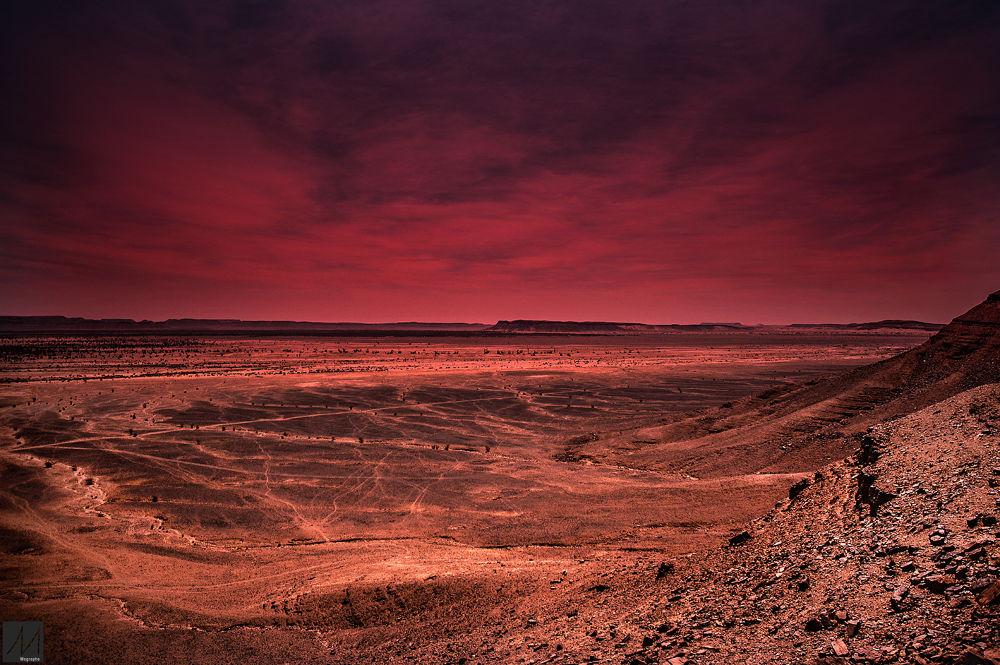 Photo in Landscape #nature #landscape #photography #nikon #random #morocco #sunset #paysage