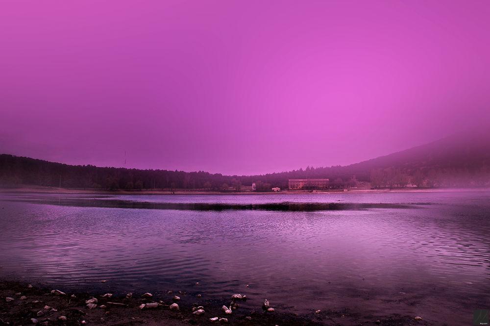 Lac Aoua - Ifrane by Moussa Idrissi-MOGRAPHE