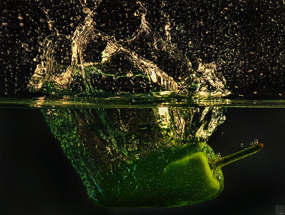 Water VS Food by Moussa Idrissi-MOGRAPHE