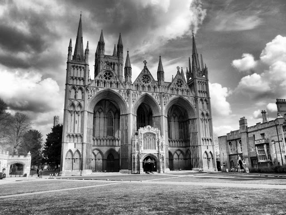 Peterborough Cathedral by chickp66