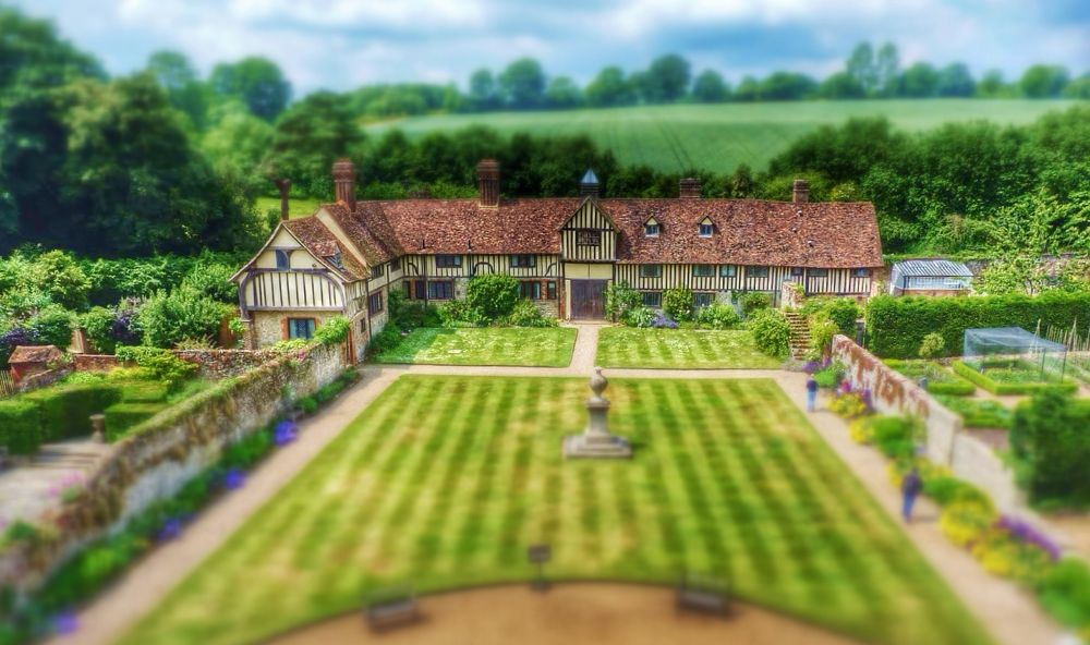 An English Country Garden! by chickp66