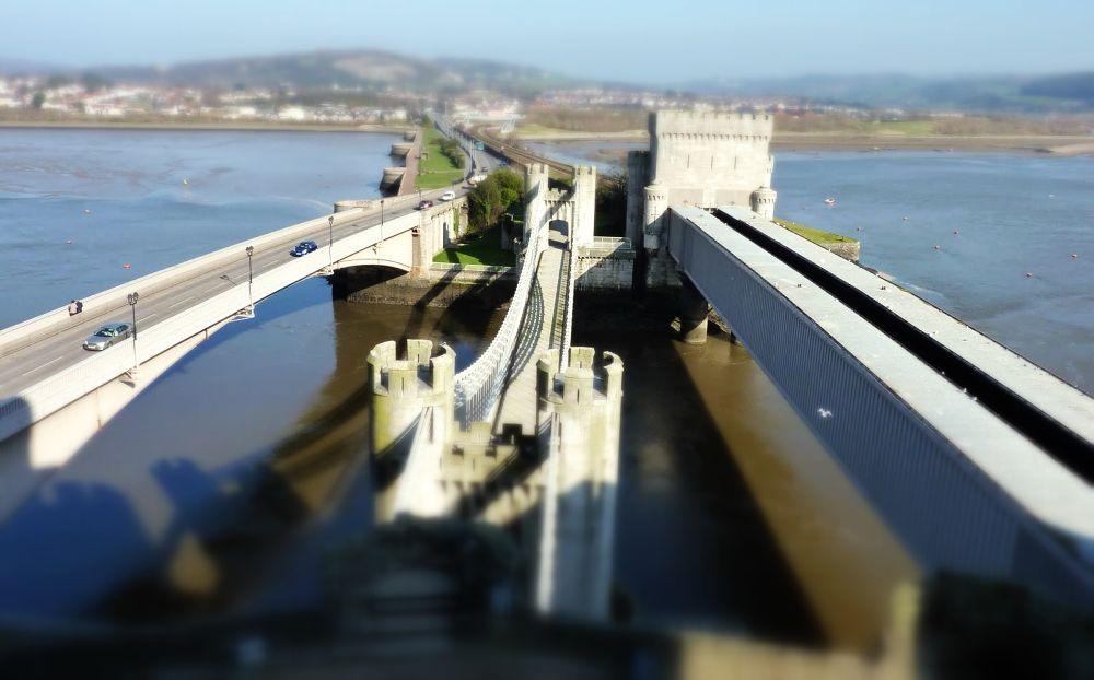 Three Bridges by chickp66