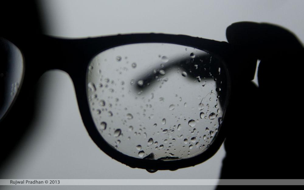 Water Drops by Rujazz Pradhan