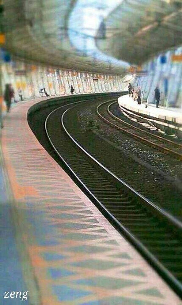 the platform by zengzeng777