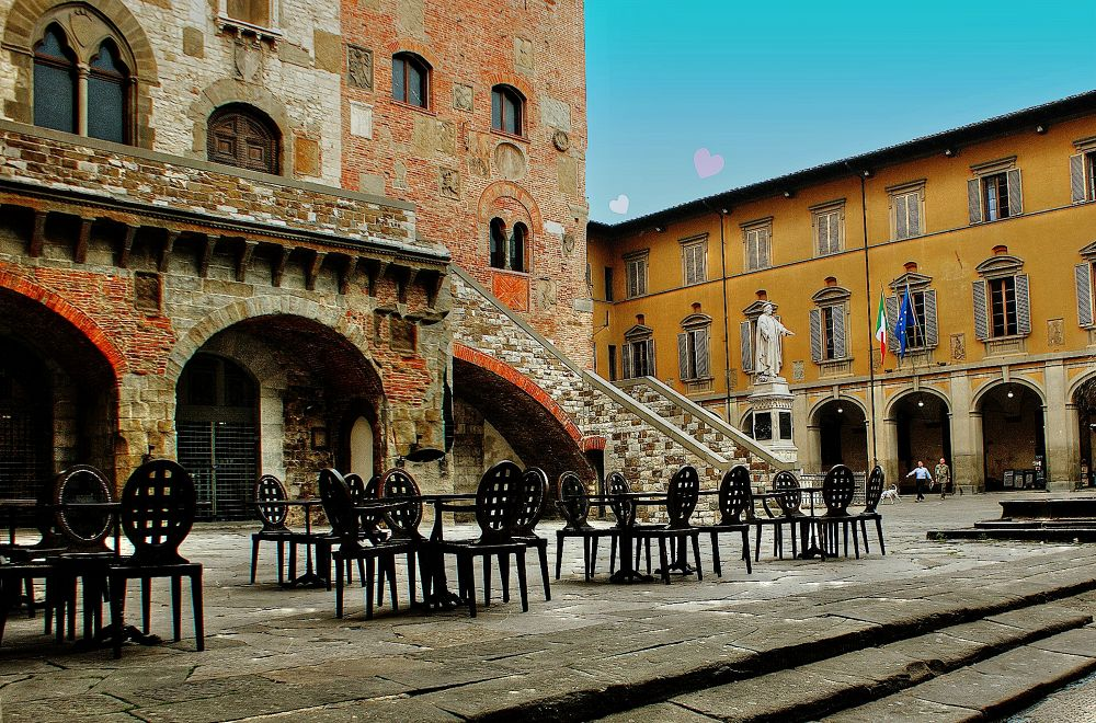 HD (295)the town square by Silvestro Cappellini