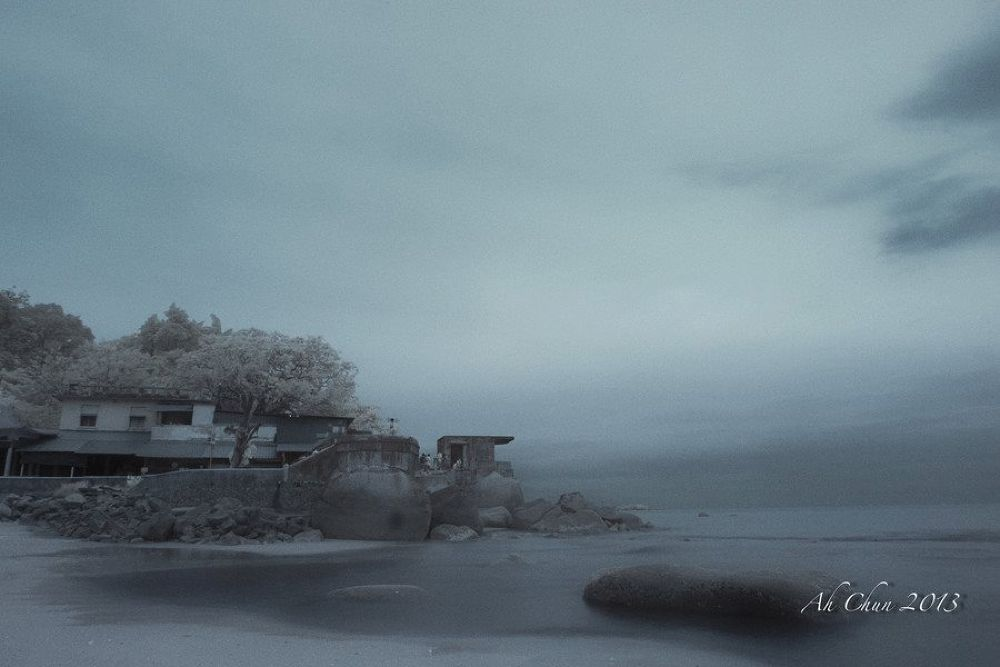 Misty by catkchun
