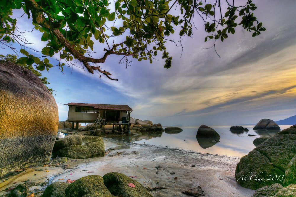 Abandone hut by catkchun