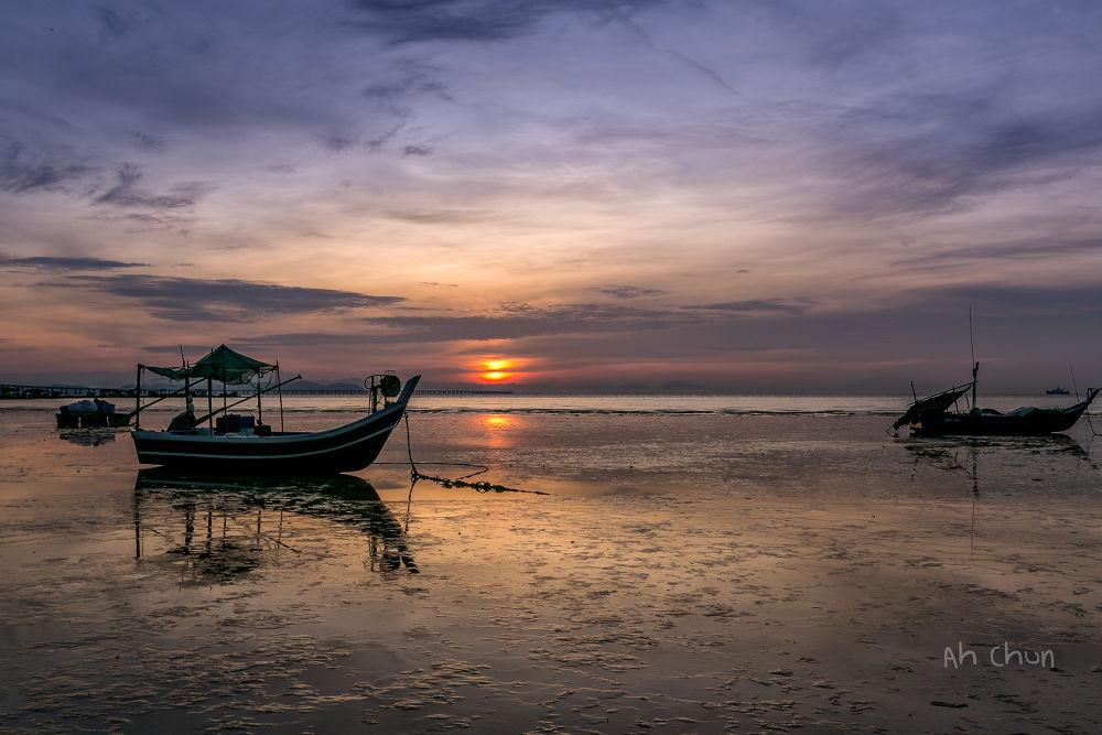 Dawn by catkchun