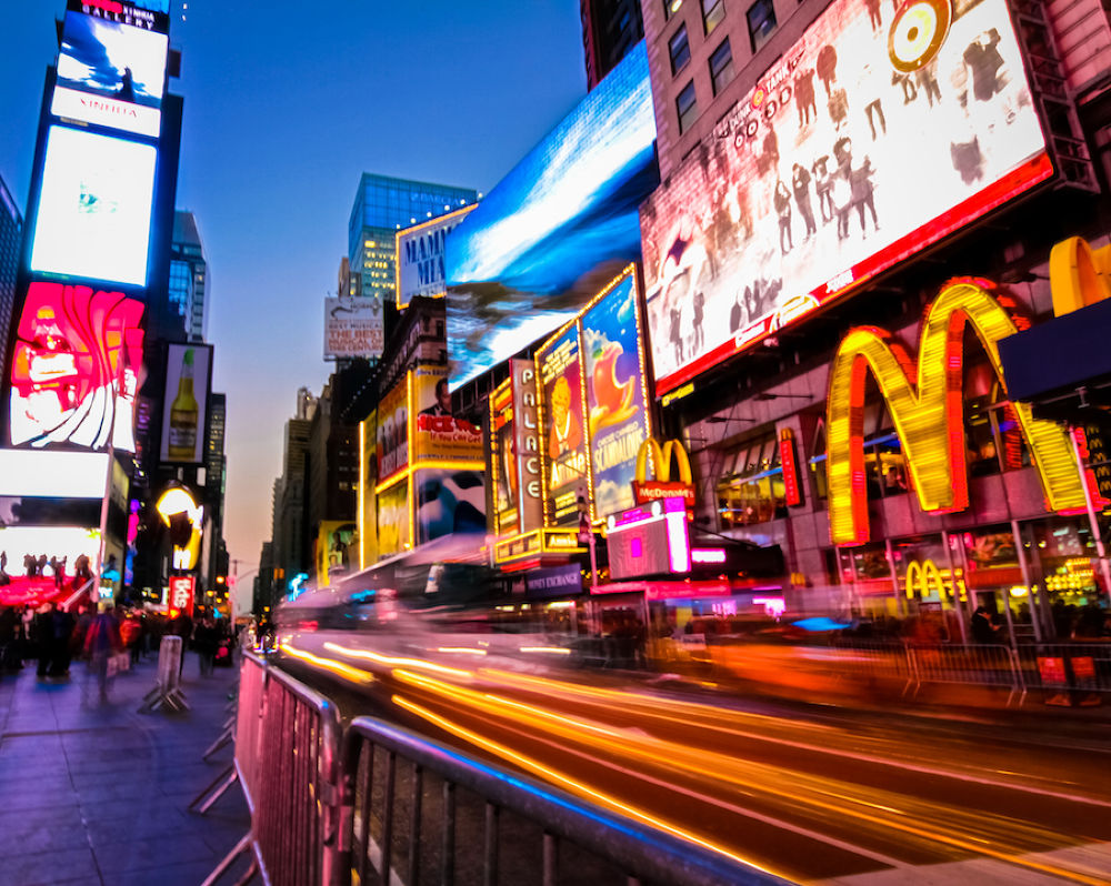 New York Second by Christoph Koch Photography