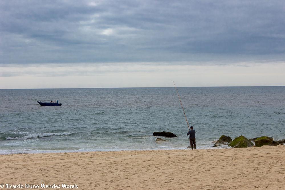Pescador by Ricardo Nuno Mendes Morais