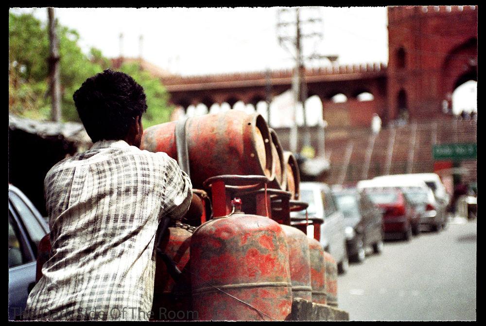 India 2001 by baptisteriethmann