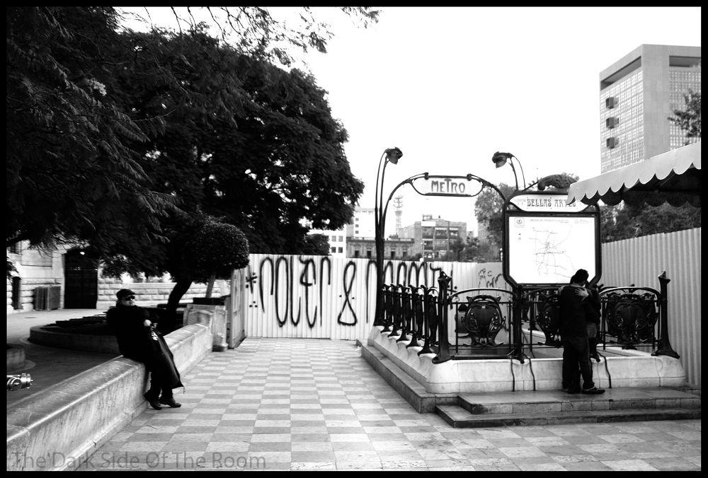 metro bellas artes by baptisteriethmann