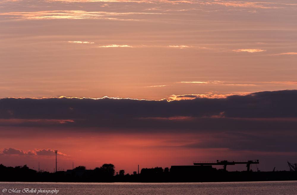 Sunsetr at Marghera by Massimiliano Belloli
