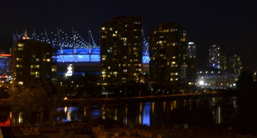BC Place by electricwarrior