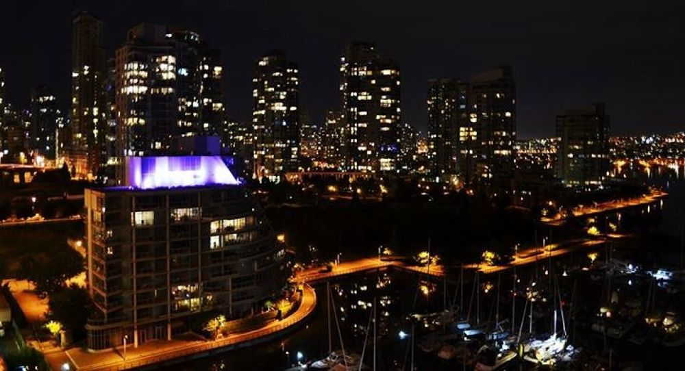 My Home, False Creek by electricwarrior