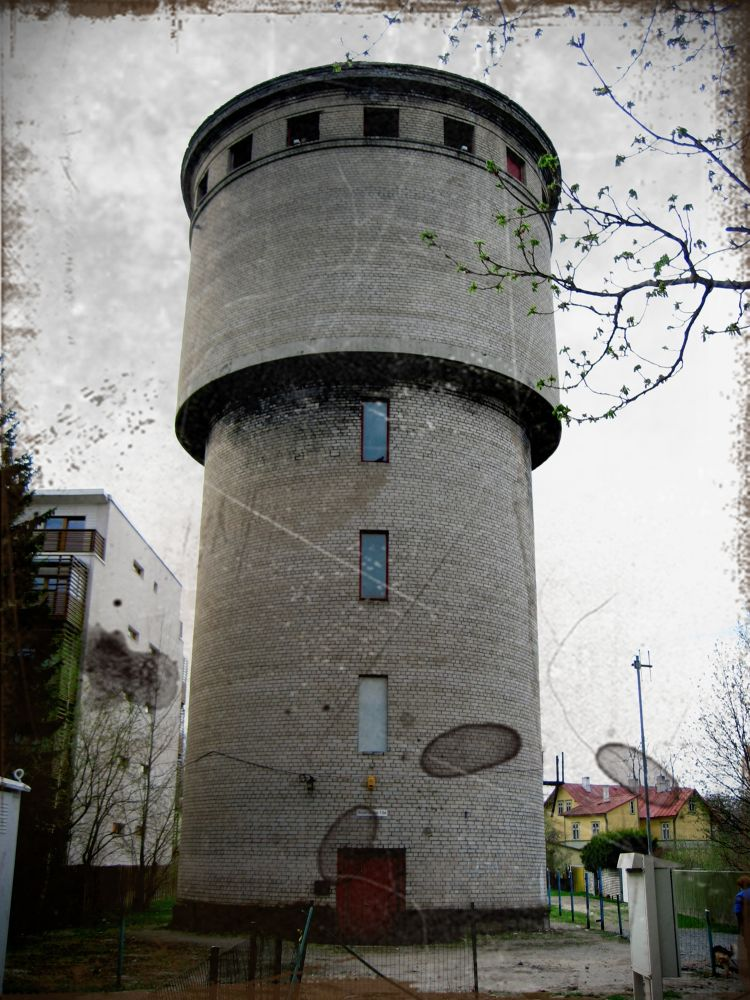 Watertower by Marko Toomast