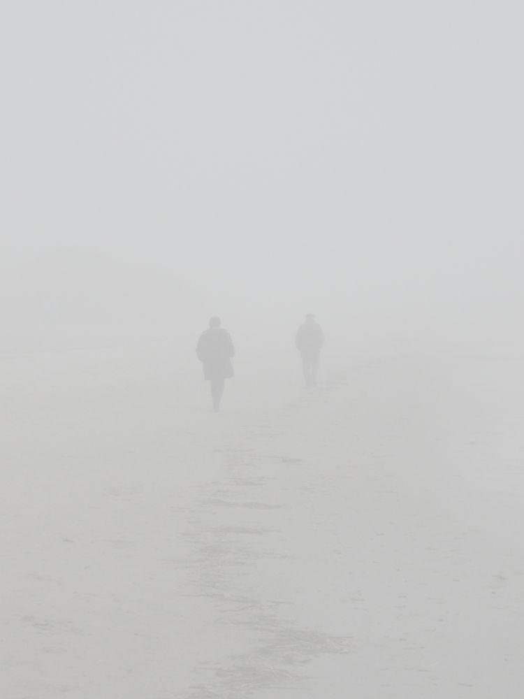 Misty way by Marko Toomast