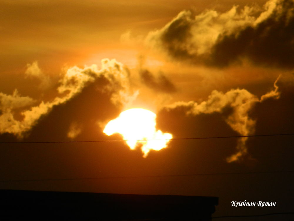 """Colourful Evening"" by krishnanraman1460"