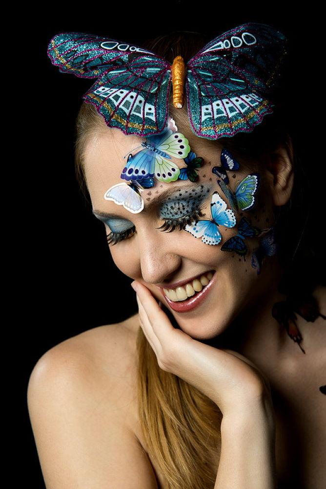 Photo in Fashion #ypa2013 #beauty #portrait #ritratto #fashion #woman #model #mua #make up #d800