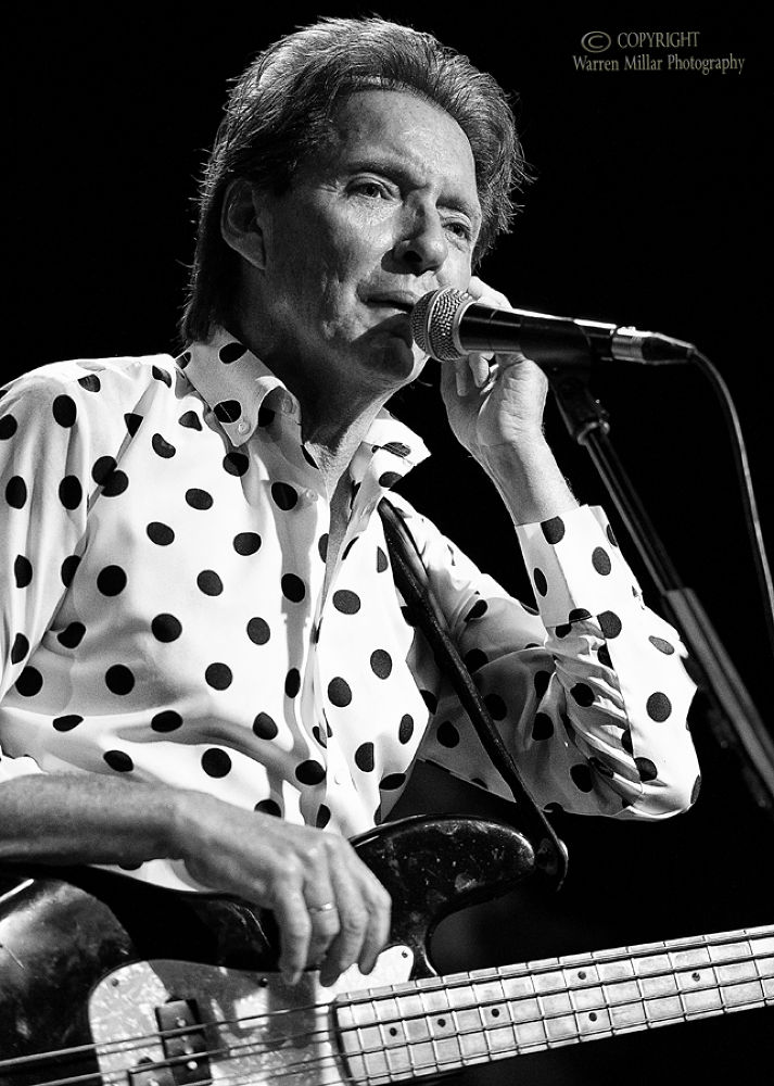 Bruce Foxton ~ From the Jam by warrenmillarphotographer
