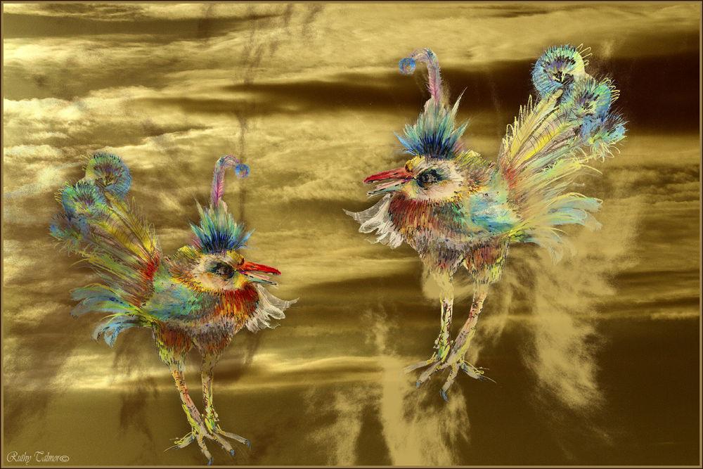 ציפור 2אצ by ruthytalmor