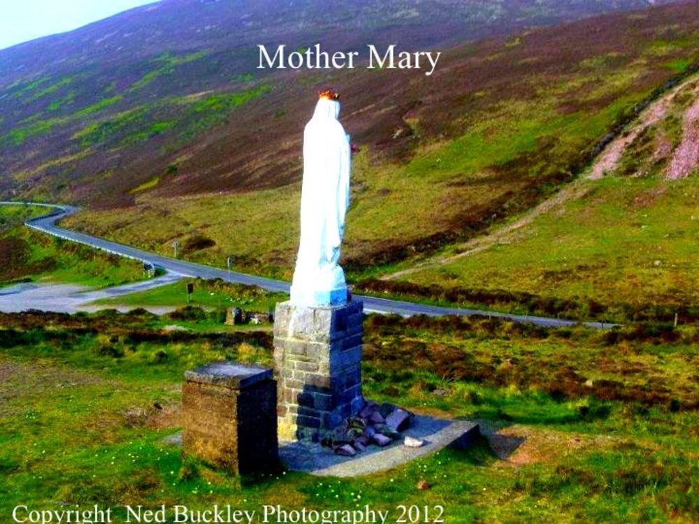 Mother Mary  by Nedbuckleyphotography