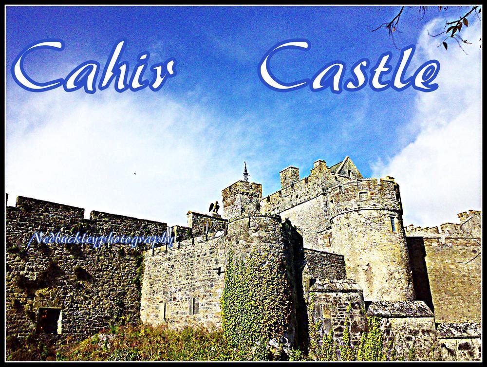 Cahir Castle   by Nedbuckleyphotography