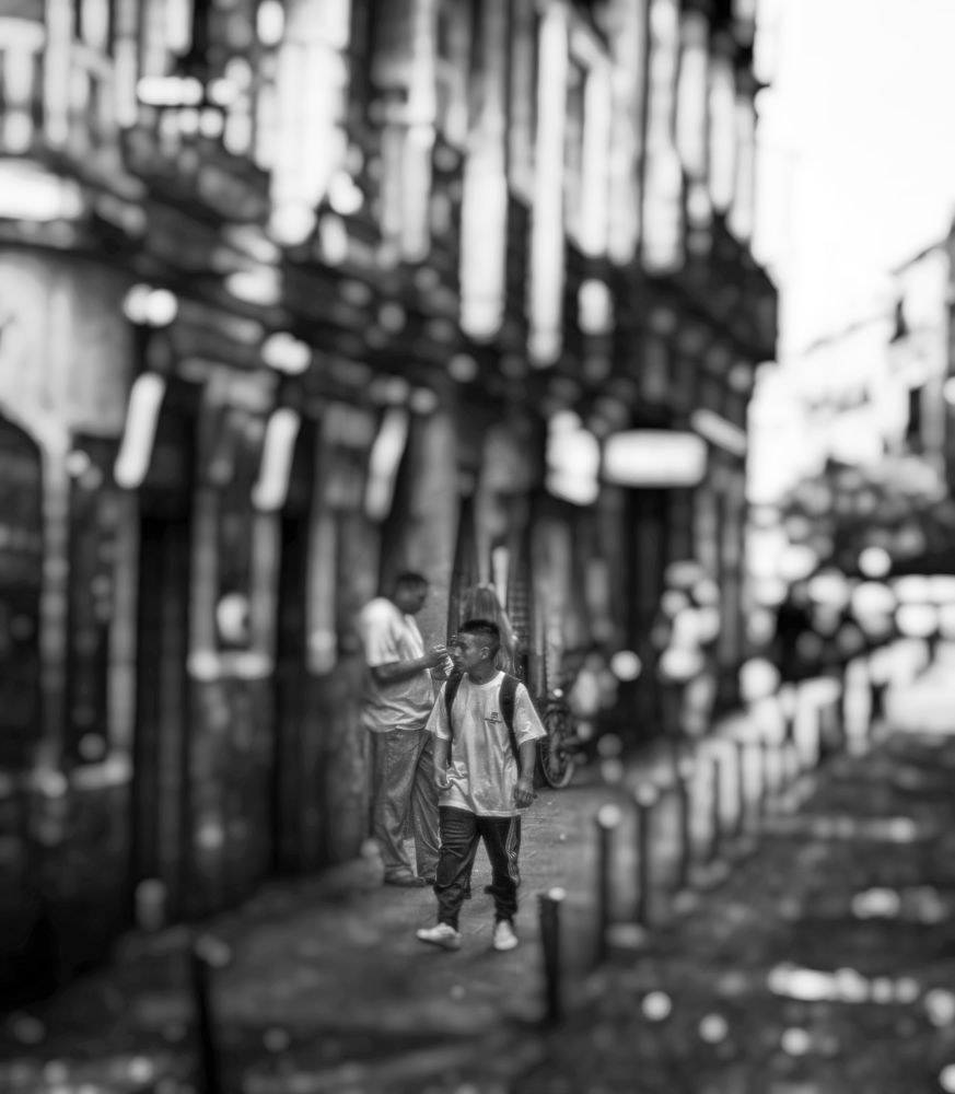 Blanco y negro by josepmariacollstrullen