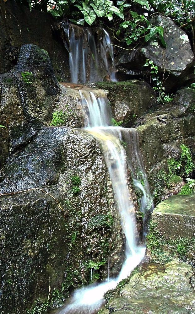 Waterfall Tiny by suhartono