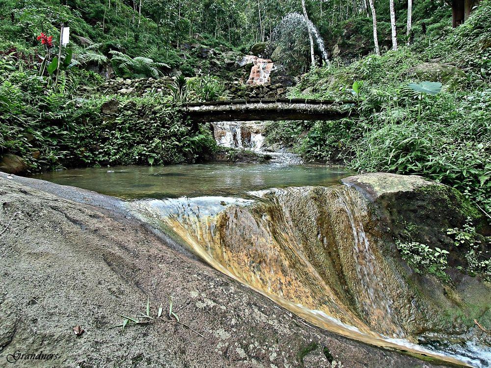 Waterfall Klenting Kuning by suhartono