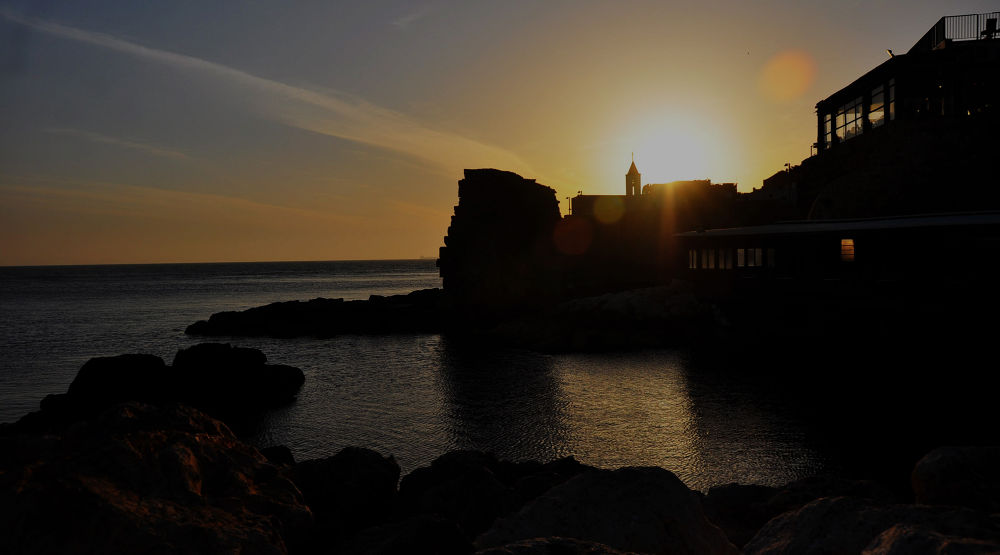 Sunset Acre (Akko Old City) by alonzo78