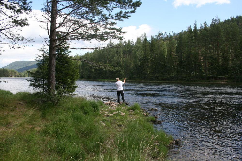 flyfishing. by jonandersen71
