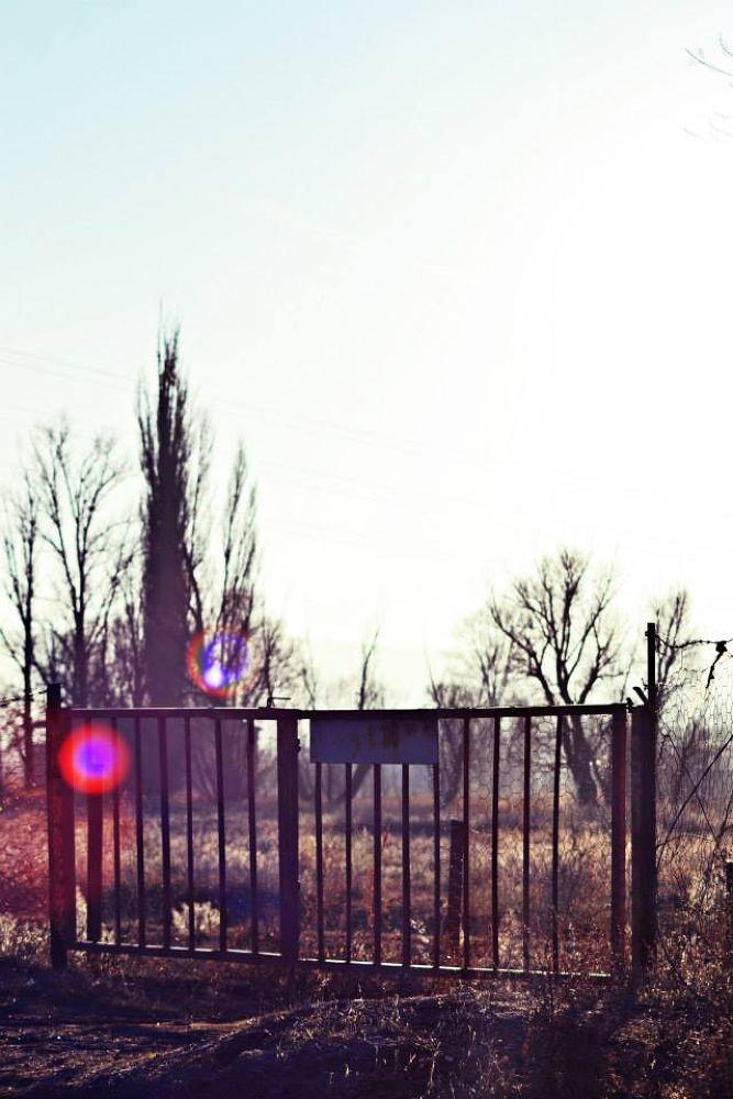 the gateway to the sun by erkankaraca
