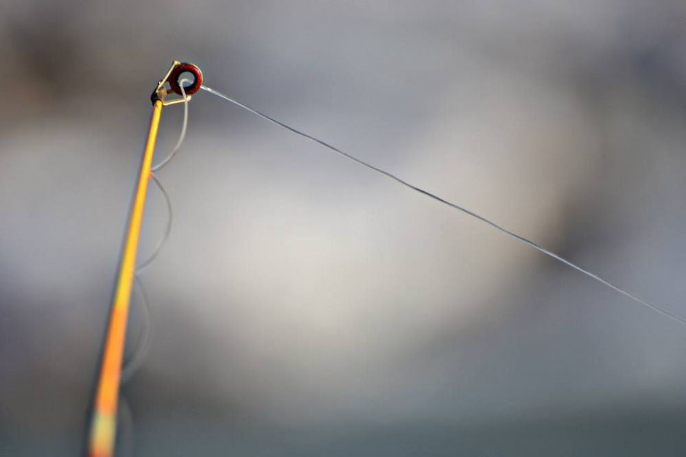 fishing rod by erkankaraca