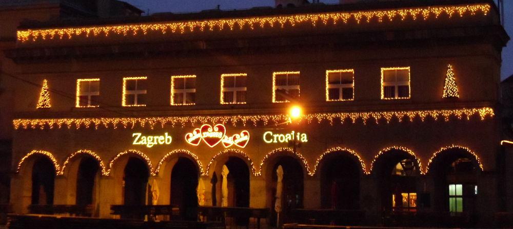 Christmas in Zagreb by lidija