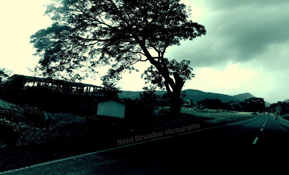 On the way by Nikhil Birwadkar